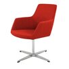 Moe's Home Collection Milos Swivel Arm Chair