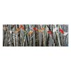 Moe's Home Collection Bright Leaves Painting Print