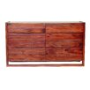 Moe's Home Collection Woodside Dresser Set