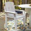 <strong>Carolina Preserves Dining Arm Chair</strong> by Uwharrie Chair