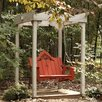 <strong>Veranda Porch Swing</strong> by Uwharrie Chair