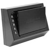 Homak Electronic Lock Pistol Box Safe