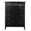 <strong>Hudson Street 8 Drawer Chest</strong> by Stanley Furniture