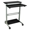"Luxor 31"" Standing Desk with Casters"