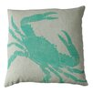 Dermond Peterson Big Crab Pillow