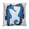 Dermond Peterson Seahorse Pillow