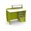 Legare Furniture Frog Writing Desk with Accessory Shelves and File Cart