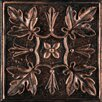 "<strong>Emser Tile</strong> Camelot 4"" x 4"" Arthur Deco in Copper"