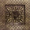 "<strong>Emser Tile</strong> Camelot 4"" x 4"" Igraine Deco in Bronze"