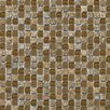 Emser Tile Lucente Stone and Glass Unpolished Mosaic in Venezia