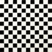 """<strong>Emser Tile</strong> Times Square 2"""" x 2"""" Mosaic Blend in Black/White"""