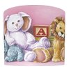 Illumalite Designs Cuddle Time Drum Lamp Shade