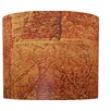 Illumalite Designs Crackle Drum Lamp Shade