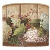 Illumalite Designs Hydrangea Shelf Drum Shade
