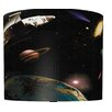 """<strong>Illumalite Designs</strong> 11"""" Astronauts in Space Drum Shade"""