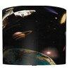 Illumalite Designs Astronauts in Space Drum Lamp Shade