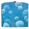 "<strong>Illumalite Designs</strong> 11"" Undersea Bubbles Drum Shade"
