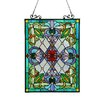<strong>Chloe Lighting</strong> Victorian Izzy Window Panel