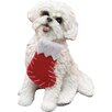 Sitting Bichon Frise Christmas Ornament