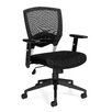 Offices To Go Mesh Manager Chair With Arms