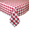 <strong>Design Imports</strong> Checker Table Cloth