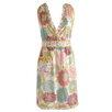 Design Imports Summer Bloom Vintage Apron