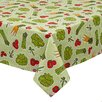 Design Imports Fresh Produce Tablecloth