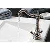 <strong>Premier Faucet</strong> Charlestown Single Handle Bathroom Faucet with Optional Pop-Up Drain