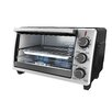 <strong>Black & Decker</strong> 6-Slice Countertop Convection Oven