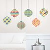 <strong>WallPops!</strong> Jonathan Adler Lanterns Wall Decal Kit
