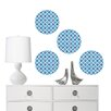 WallPops! Jonathan Adler Carnaby Dot Wall Decal