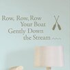 <strong>WallPops!</strong> Baby Row Your Boat Nursery Rhyme Wall Decal
