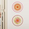 <strong>Jonathan Adler Geo Circles Dot Wall Decal</strong> by WallPops!