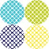 Jonathan Adler Hollywood Dot Wall Decal