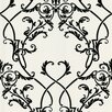 <strong>Brewster Home Fashions</strong> Ink Chandelier Wallpaper
