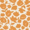Brewster Home Fashions Echo Design Flirty Floral Wallpaper Sample