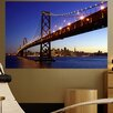 <strong>Brewster Home Fashions</strong> Ideal Décor San Francisco Skyline Wall Mural