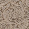 Brewster Home Fashions Venezia Mercede Lace Rosette Swirl Floral Wallpaper