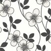 Brewster Home Fashions Elements Freud Blossom Trail Floral Wallpaper