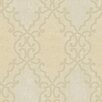 Brewster Home Fashions Artistic Illusion Bernaud Persian Diamond Wallpaper
