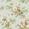 Brewster Home Fashions Artistic Illusion Julie Floral Wallpaper