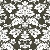 <strong>Brewster Home Fashions</strong> Christel Camila Modern Damask Wallpaper