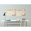 <strong>WallPops St Tropez Monthly Calendar with Notes Chalkboard Wall Deca...</strong> by Brewster Home Fashions