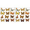 <strong>Brewster Home Fashions</strong> Home Décor Butterfly Wall Decal