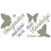 <strong>Brewster Home Fashions</strong> Home Décor Imagination Wall Decal