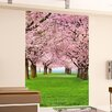 <strong>Brewster Home Fashions</strong> Ideal Décor Trees Wall Mural