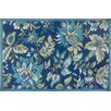 <strong>Tapestry Dark Teal Rug</strong> by Regence Home