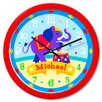 Big Top Personalized Clock