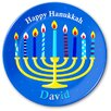 Hanukkah Personalized Kids Plate