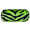 Karin Maki Zebra Synthetic Neckroll Pillow